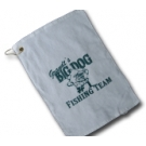 Big Dog Fishing Towel