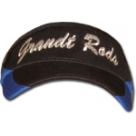 Grandt Embroidered Custom Logo Visor