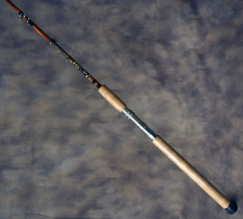 Tonkin Cane Split Bamboo Series Casting Fishing Rods