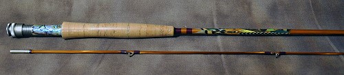 Tonkin Cane Split Bamboo Series Fly Fishing Rods
