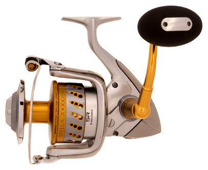 Fishing Reels: Fresh and Saltwater